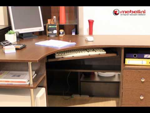 Видео презентация компьютерного стола С 820