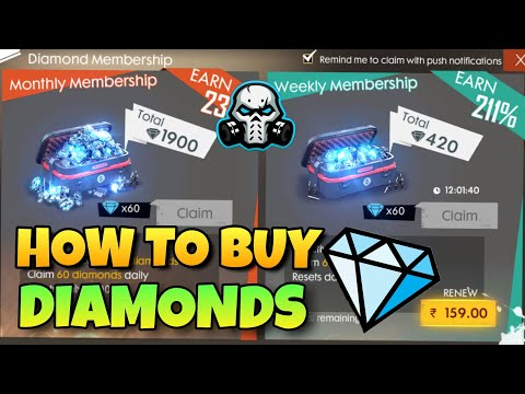 How To Buy Diamonds In Free Fire Using Paytm Or Rupey Debit Card || 100% Working [Hindi]