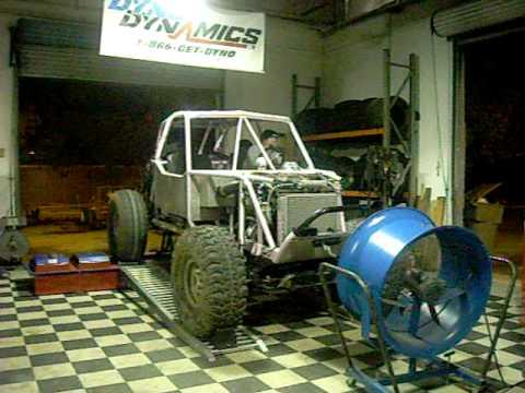 Ford Buggy 4 6 Dyno Run 03 Cobra Mustang 275hp Rw Eb