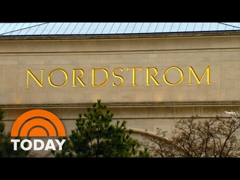 President Trump Slams Nordstrom For Dropping Daughter Ivanka's Clothing Line | TODAY