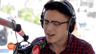 Tim Pavino covers quot;How Did You Knowquot; (Gary Valenciano) LIVE on Wish 1075 Bus