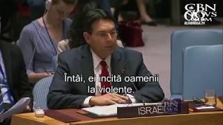 Un alt punct de vedere asupra violentelor de la granita Israelului cu Fasia Gaza