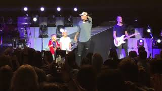Kane Brown - Heaven & What Ifs LIVE 9/29/18 at The Mann in Philadelphia, PA Mp3