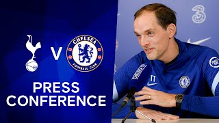 Thomas Tuchel Gives Squad Update Ahead Of London Derby: Tottenham v Chelsea | Premier League