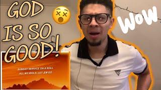 Kanye West- God Iṡ | Full Christian Youth Reaction | GOD IS SO AMAZING! Kanye West A Is Changed Man!