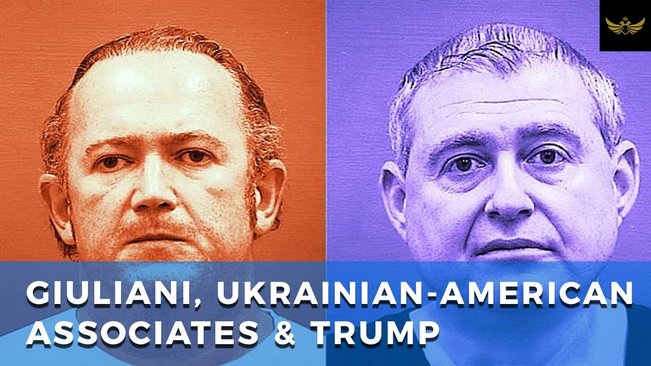 False narrative connecting Giuliani, Ukrainian American associates & Trump