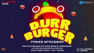 Durr Burger Fortnite Arcade Game - FREE Download