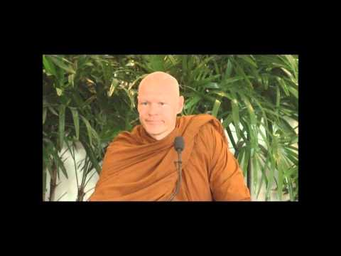 Ajahn Achalo - Five reflections, helping us to focus and roll with the punches of life [3-18]