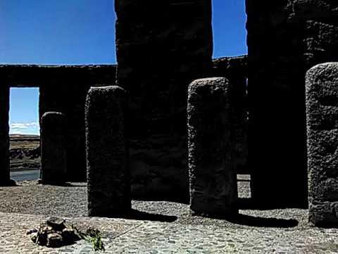 Washington state stonehenge monument