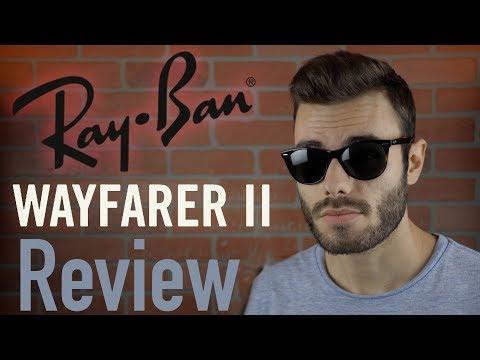 Ray-Ban Wayfarer II Classic Review