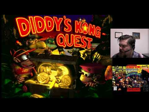Donkey Kong Country 2: Diddy's Kong Quest | VGHI Play 'n' Chat Live Stream
