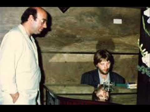Forgotten Stride Pianist - Francois Rilhac