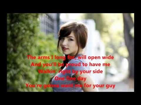 One Fine Day by Carole King (cover) with lyrics