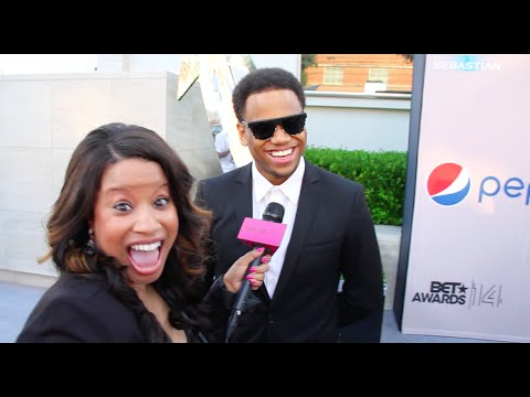 Tristan 'Mack' Wilds Flirts w/ LeToya Luckett & Talks Girls & Sevyn Streeter