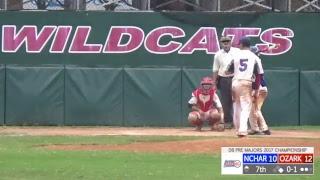 North Charleston, SC vs. Ozark, AL - DB Pre Majors WS Championship thumbnail