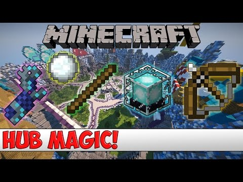 Minecraft Plugin Tutorial - Hub Magic