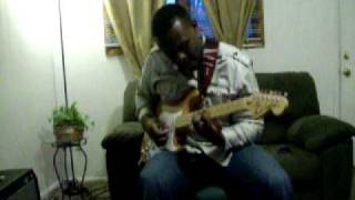 Finger Picking Style Your Majesty T.D Jakes ( RONIQUE YOUNG )
