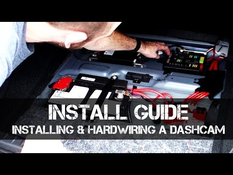 NO FAULT CODES - How to Install and Hardwire a Dashcam in a Modern Car - BMW / AUDI / VW / etc