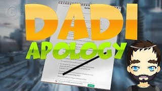 Dadi Apology - Is it enough to rectify the mistake?