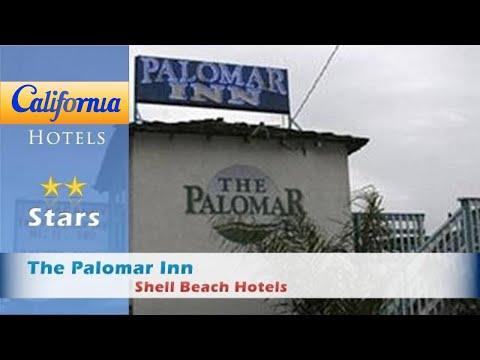 The Palomar Inn, Shell Beach Hotels - California