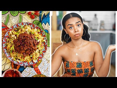 What They Would Eat In WAKANDA | VEGAN recipe & taste test