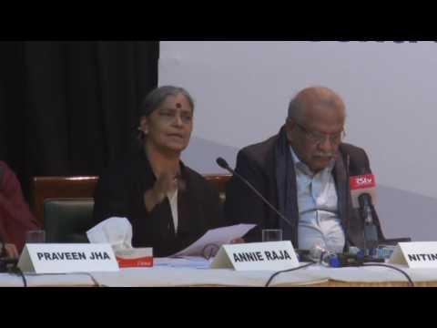 CBGA's panel discussion on Union Budget 2017-18 (Part - II)