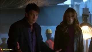 "Castle 6x20 ""That '70s Show"" So Who is the Victim. Crime Scene (HD)"