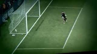 Emmanuel Eboue Amazing Goal (Galatasaray 1-1 Real Madrid) 09.04.2013