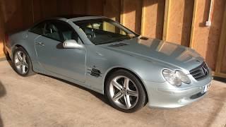 Mercedes SL500 (R230) Owners Verdict