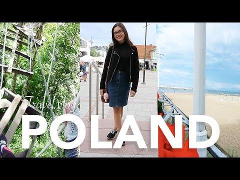 Poland Travel Vlog - Gdansk, Sopot & Gdynia - Rope Park, ATV, Gokart & More!