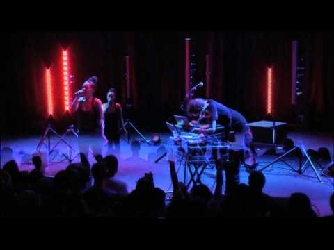 Sylvan Esso - Could I Be - Live at The Howard Theatre