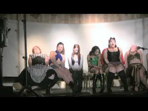 Aaron Glotfelter's Erotic Hypnosis Show At Wicked Faire 2011