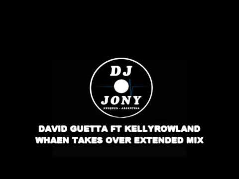 David Guetta ft  Kelly Rowland   When Love...