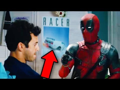 DEADPOOL PG13 Trailer Breakdown! NEW SCENES & Changes Explained! (Once Upon A Deadpool)
