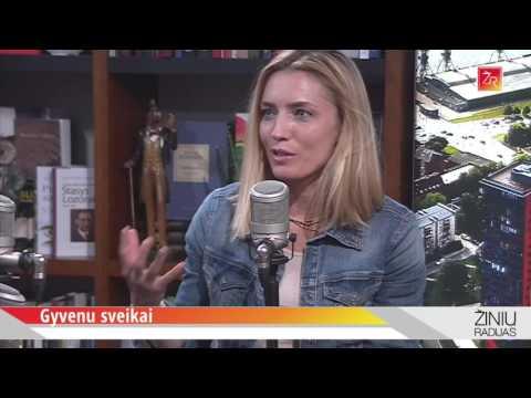 """""""Gyvenu sveikai"""": Neringa Prasauskienė ir Jolita Seredaitė"""