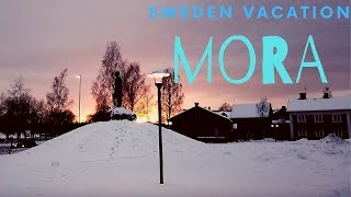 Mora City Tour Sweden #sweden#mora#vacation#travel#vlog Jon Olsson Place of birth