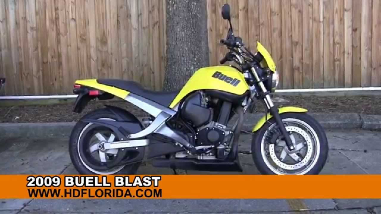used 2009 buell blast motorcycle for sale - youtube