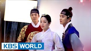 """Video Interview with stars of the new drama """"Queen For Seven Days"""" [Entertainment Weekly / 2017.05.29] download MP3, 3GP, MP4, WEBM, AVI, FLV April 2018"""