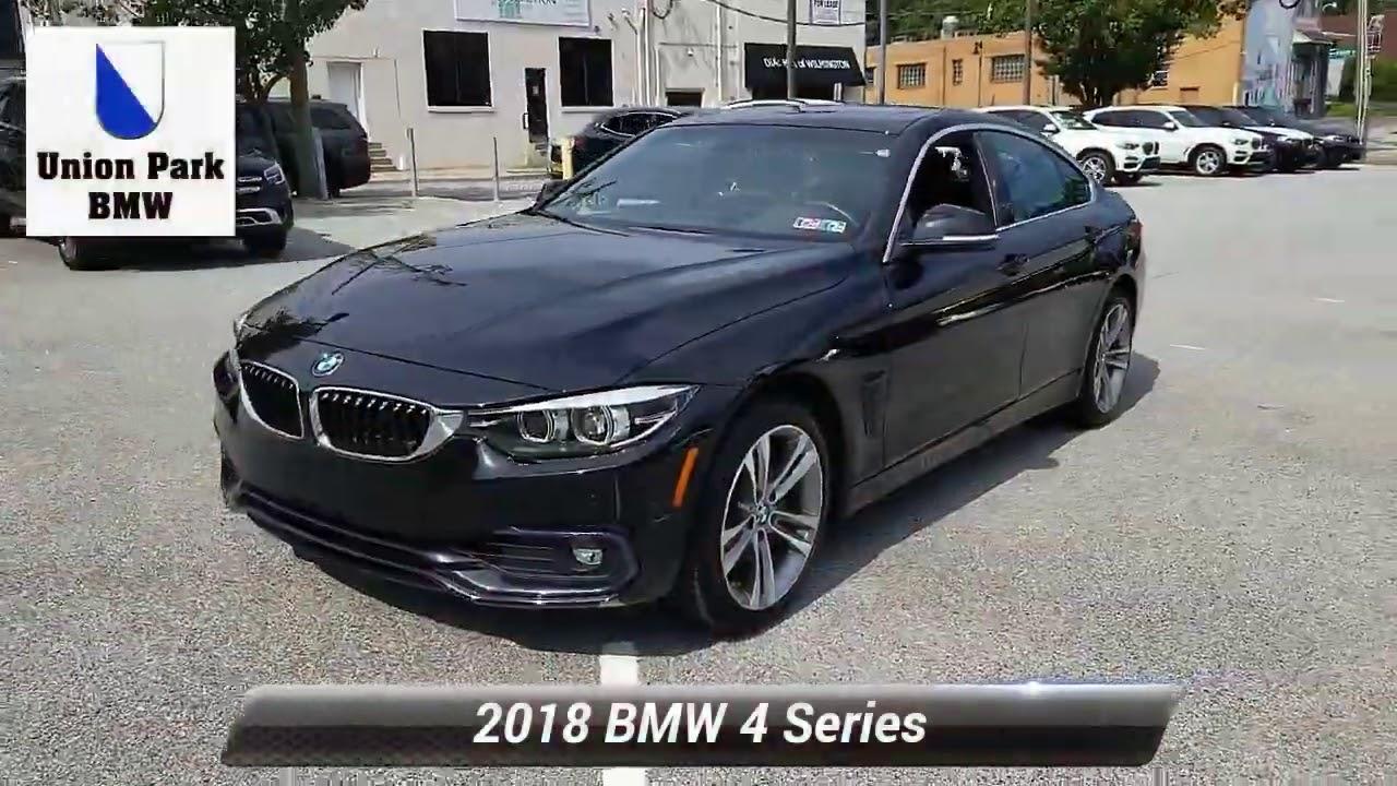 Certified 2018 Bmw 4 Series 430i Xdrive Wilmington De 2381 Youtube
