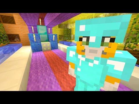 Minecraft Xbox - Cave Den - Sponge Throne (103)