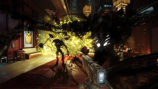 Поиграл в Prey - хоррор на русской космической станции по стопам Bioshock, Dishonored и Deus Ex.