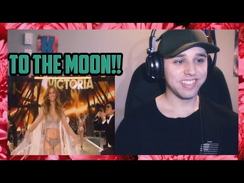 BRUNO MARS - 24K MAGIC VICTORIA'S SECRET 2016 FASHION SHOW PERFORMANCE (REACTION)