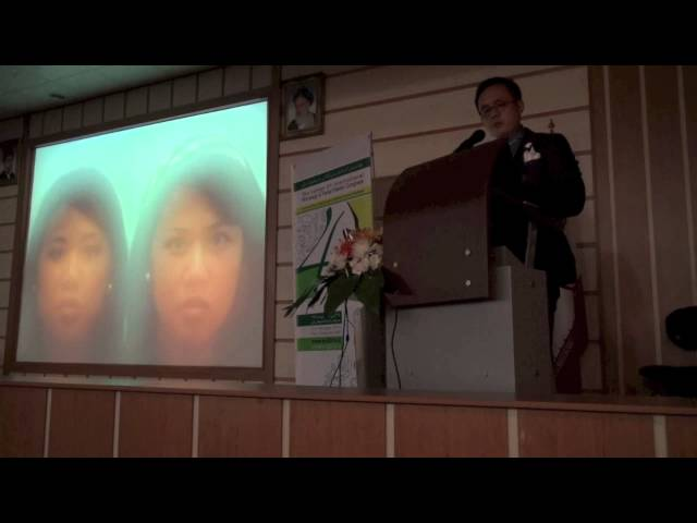 Dr. Sam Lam Lectures on Asian Blepharoplasty in Tehran, Iran