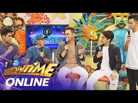 It's Showtime Online: Luzon contender, Julius Cawaling