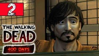Walking Dead 400 Days Walkthrough Part 2 - Vince - Let