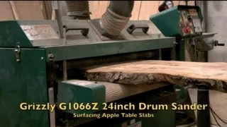 Grizzly G1066z 24inch Drum Sander