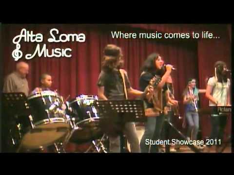 Music Lessons Rancho Cucamonga CA - Alta Loma Music Lessons Showcase