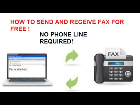 How To Send And Receive A Fax For Free From Your Computer