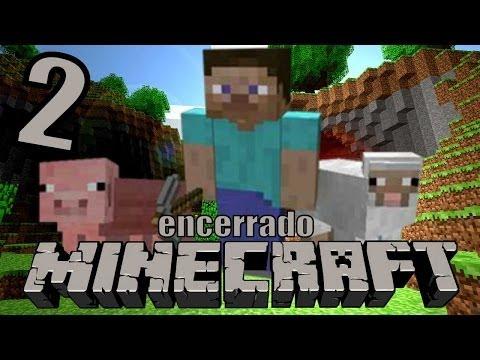 ESCAPAMOS!!   Minecraft Encerrado (2)