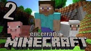 ESCAPAMOS!! | Minecraft Encerrado (2)